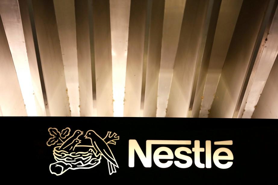 Le géant suisse de l'alimentation Nestlé va lancer un... (PHOTO REUTERS)