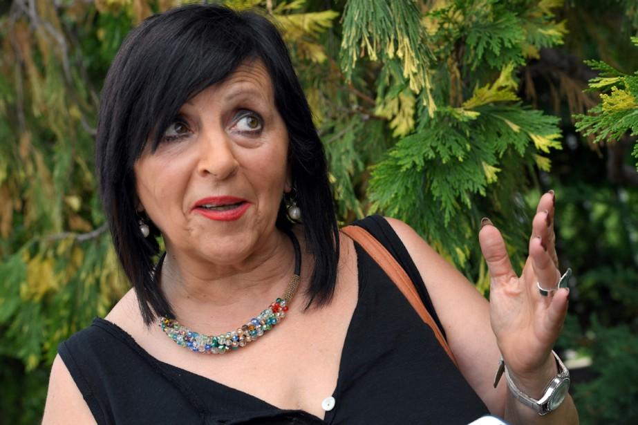 Pilar Abel Martínez, une Espagnole de 61 ans,... (PHOTO ARCHIVES AFP)