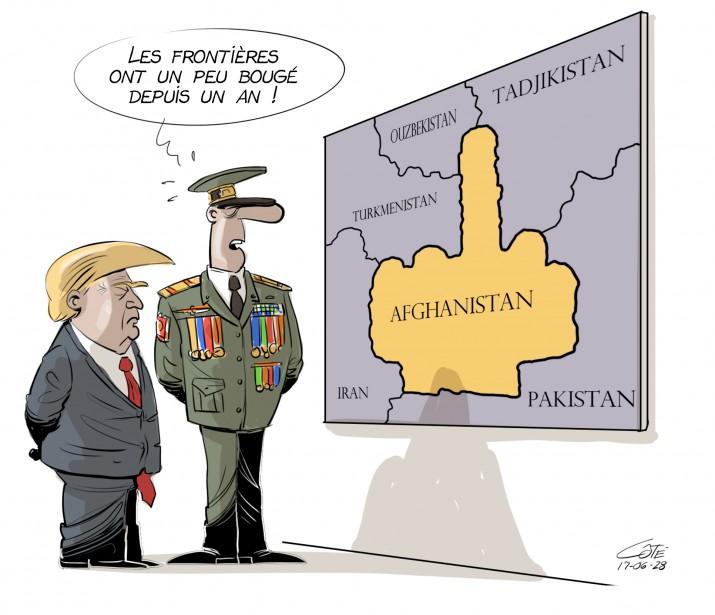 Caricature du 28 juin... | 2017-06-27 00:00:00.000