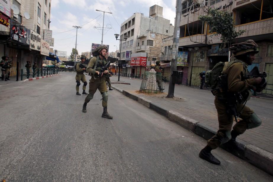 Depuis octobre 2015 Israël et les Territoires palestiniens... (PHOTO ARCHIVES REUTERS)