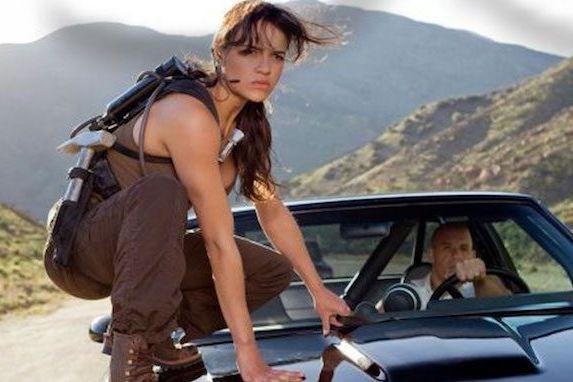 Michelle Rodriguez, qui a incarné Letty Ortiz dans... (photo fournie par Universal Studios)