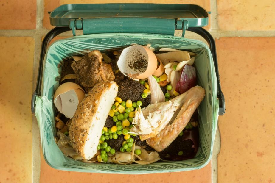 Le tiers de la nourriture produite sur la planète est... (PHOTO THINKSTOCK)