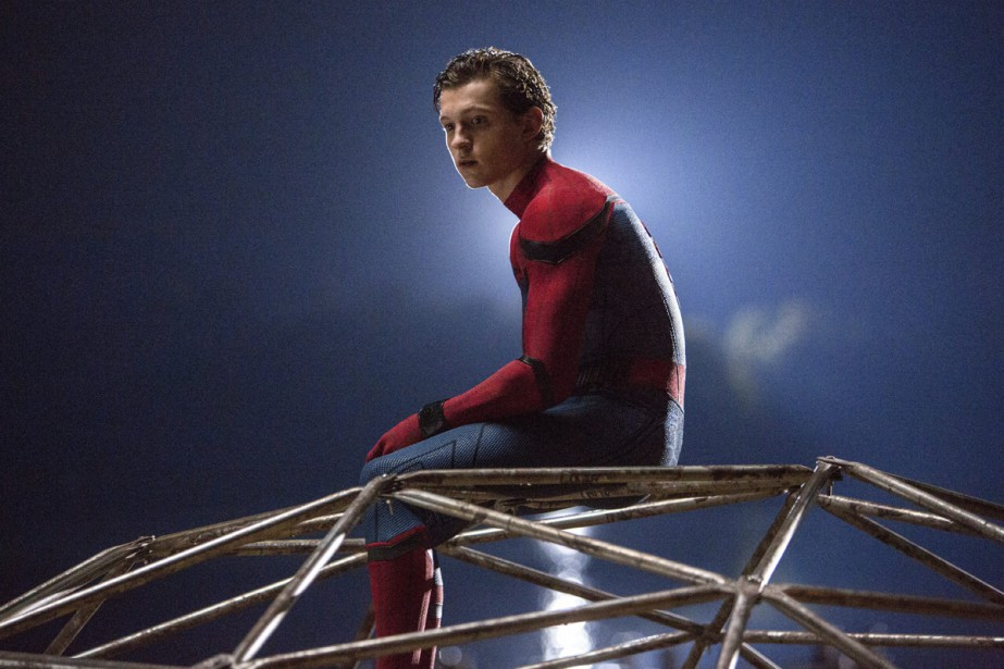 Avec Spider-Man:... (Photo fournie par Columbia Pictures/Sony)