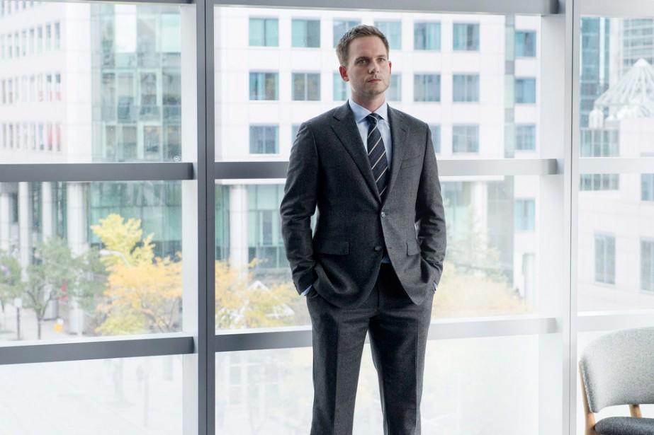 En plus d'incarner Michael Ross dans Suits, Patrick... (PhotoChristos Kalohoridis, fournie par USA Network)