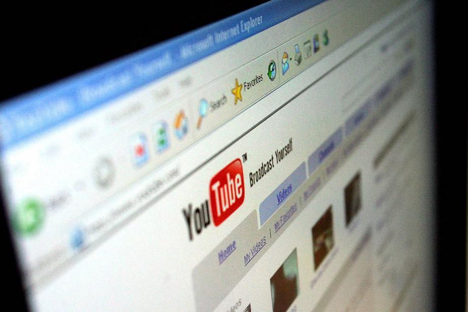 Le coup de pub devait faire décoller leur chaîne YouTube, mais... (ARCHIVES AFP)