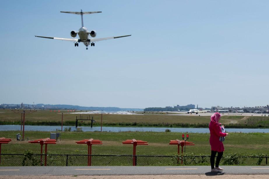 Le tri des voyageurs s'effectuera au niveau des... (PHOTO AFP)
