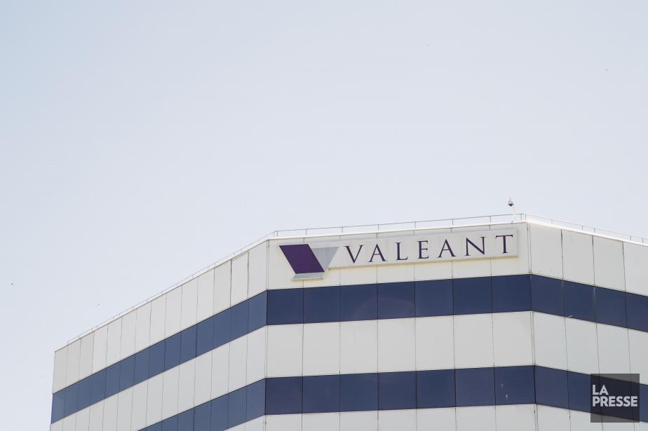 Le titre de Valeant reste largement en deçà... (PHOTO ALAIN ROBERGE, ARCHIVES LA PRESSE)