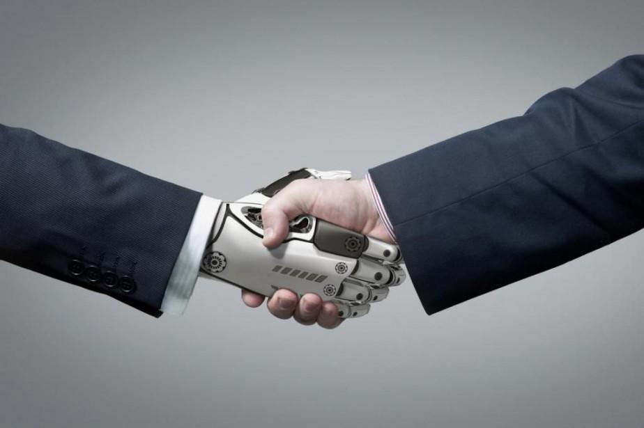 «Avec des acteurs comme Element AI, qui se... (Photo Groupe CNW / Element AI)