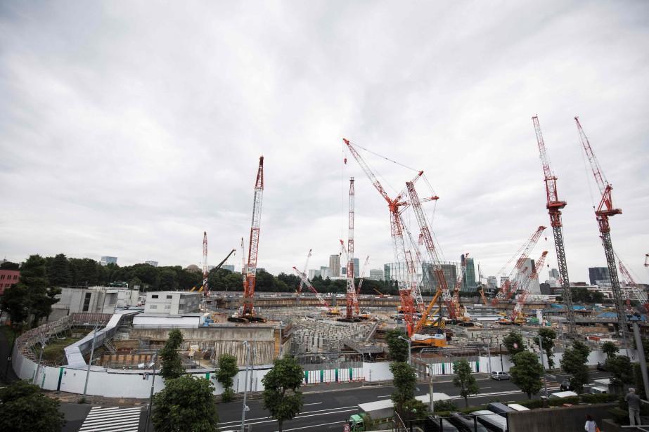 Le gouvernement japonais avait approuvé en septembre les... (Photo Behrouz Mehri, Agence France-Presse)
