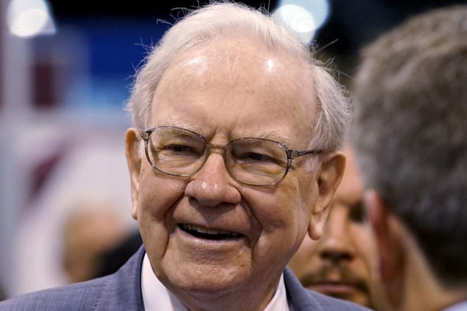 Warren Buffett... (Photo Rick Wilking, Archives Reuters)