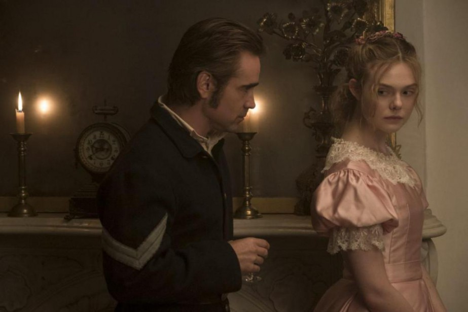 Dans The Beguiled, un soldat nordiste blessé (Colin Farrell)... (photo fournie par Focus Features)