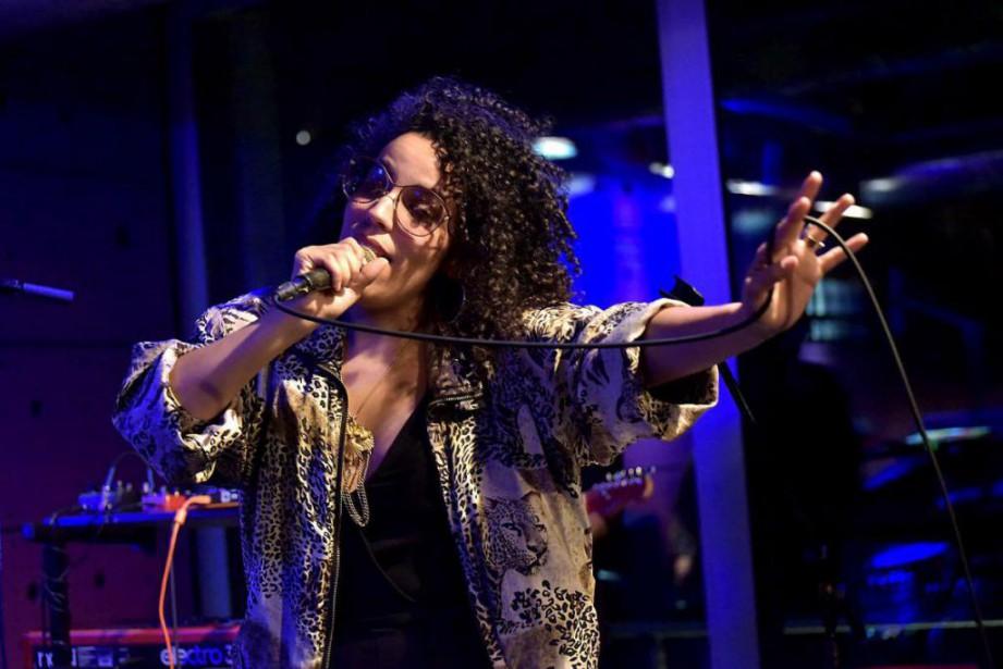 La chanteuseXenia Rubinos... (photo tirée de la page facebook de l'artiste)