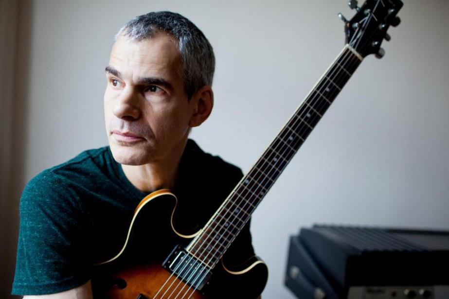 Le guitariste Ben Monder accompagnera les soeursChristine et... (PHOTO FOURNIE PAR LE FESTIVAL DE JAZZ)