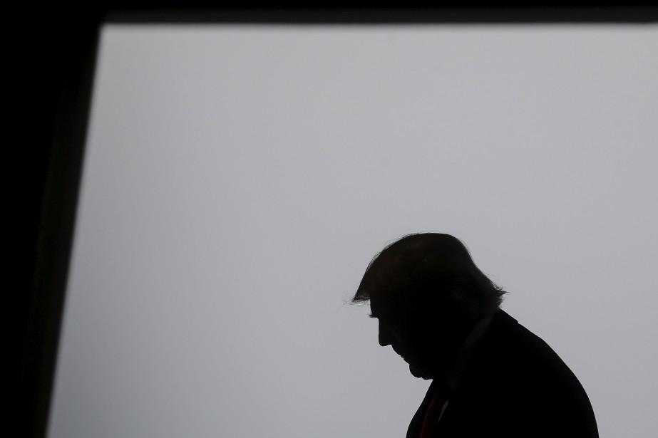 Le président américain Donald Trump... (PHOTO ARCHIVES REUTERS)