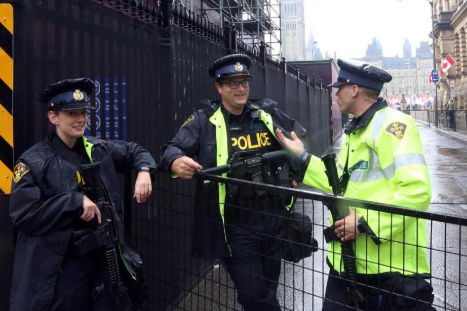 À Ottawa, comme ailleurs dans les grandes villes... (Photo Fred Chartrand, La Presse canadienne)