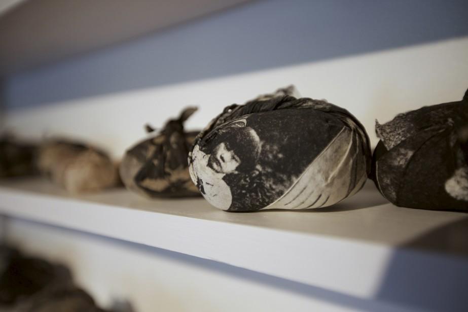 <em>An Archive of Rememory</em>, d'Emma Nishimura (Denis Baribault)
