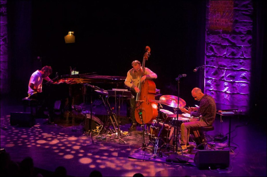 Spacebound Apes, dernier album du Neil Cowley Trio,... (Photo André Pichette, La Presse)