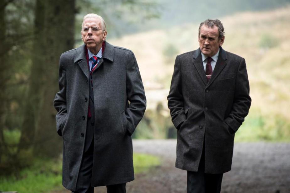Colm Meaney et Timothy Spall dansThe Journey deNick... (Photo fournie par Mongrel Media)
