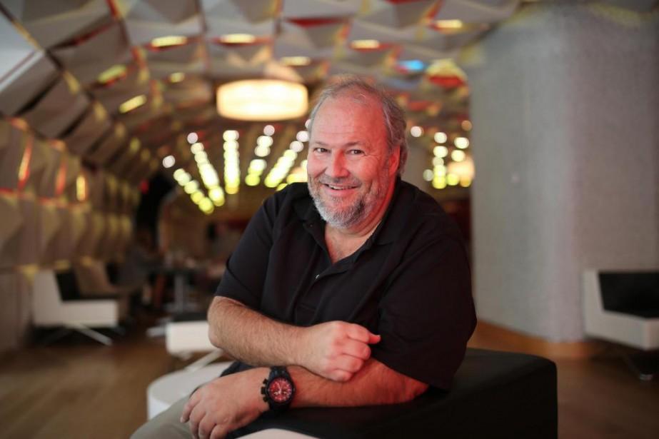 Jean-Marc Parent,qui célèbre cette année ses 30ans de... (Photo Martin Chamberland, La Presse)