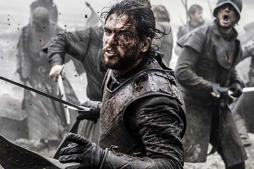 L'univers de Game of Thronessera transporté aux quatre... (Photo Helen Sloan, fournie par HBO)