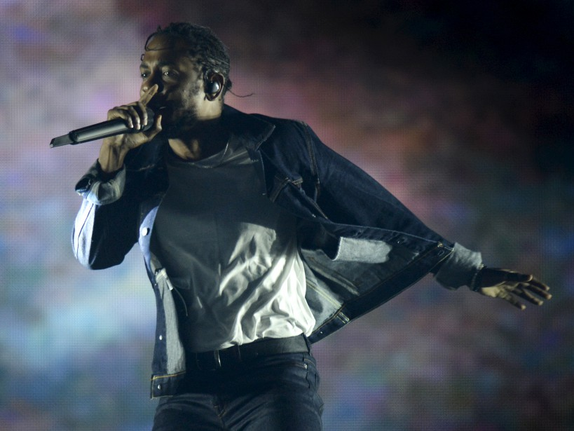 Kendrick Lamar, plaines d'Abraham, 7 juillet   7 juillet 2017