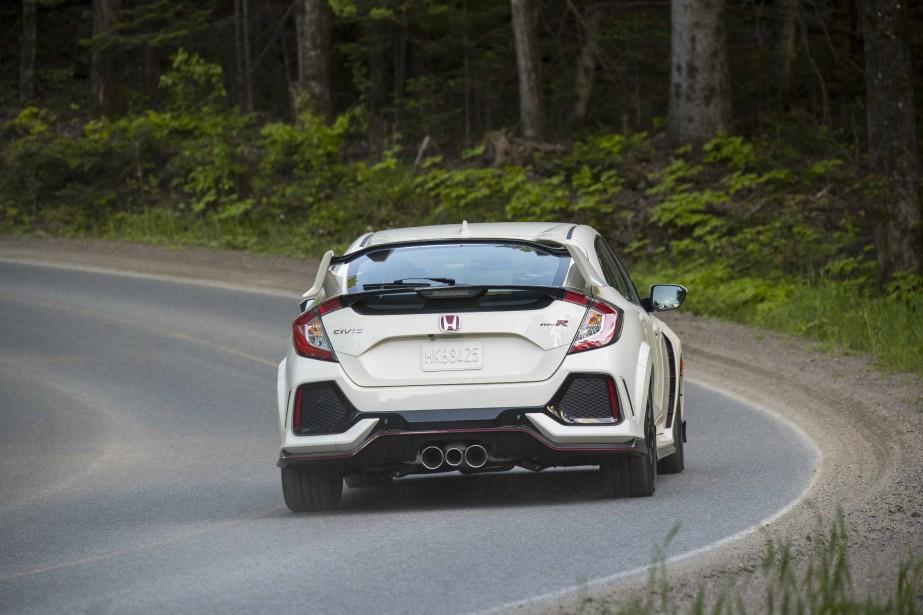 Honda offrira au Canada seulement 1000 unités de son nouveau modèle Type R. | 10 juillet 2017