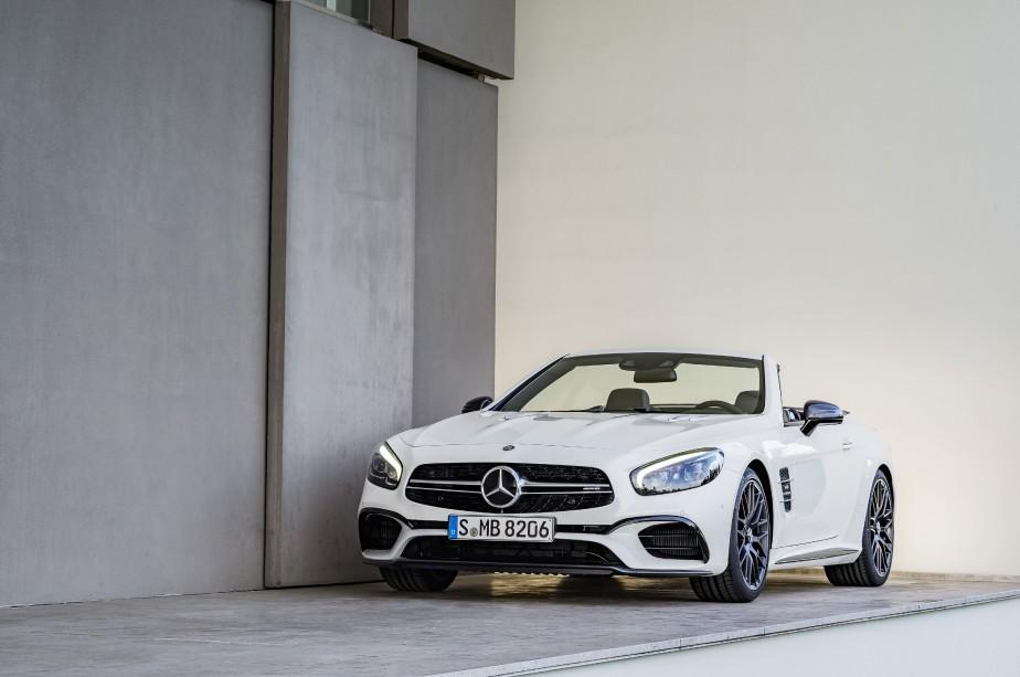 Mercedes SL ()
