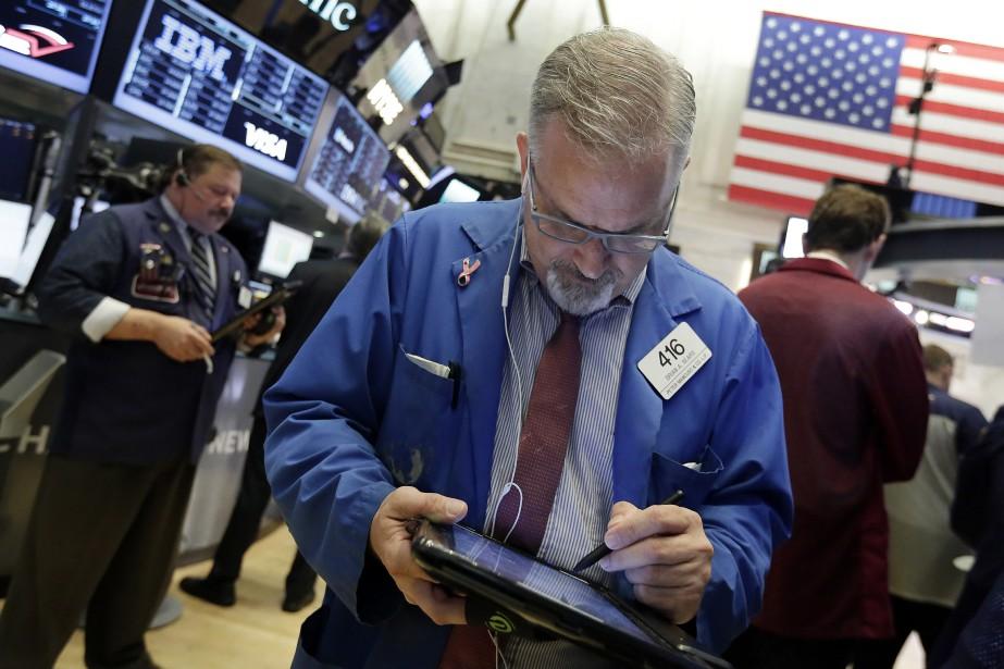 «On peut qualifier cela de marché en consolidation... (AP)