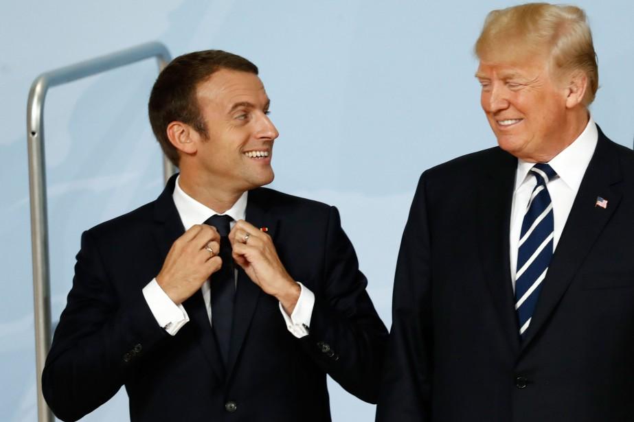 «Je verrai dans quelques jours à Paris, et... (AFP)