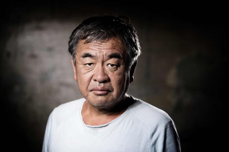 À 62 ans, l'architecteKengo Kuma a imposé chênes,... (PHOTO AFP)