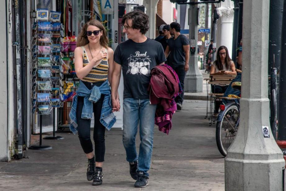 Gillian Jacobs etPaul Rust jouent un couple mal... (Photo fournie par Netflix)