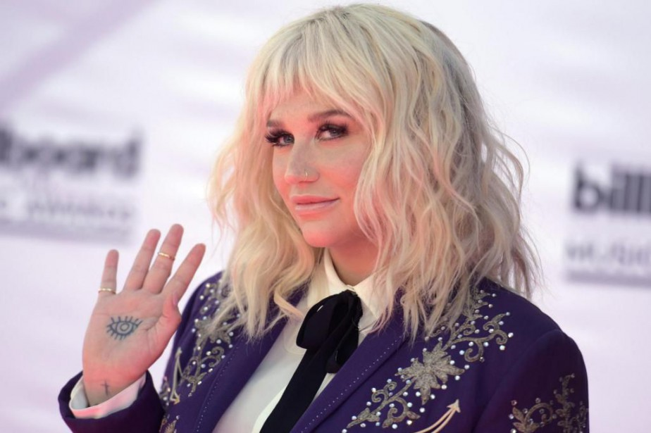 Kesha... (Photo Richard Shotwell, Invision/Associated Press)