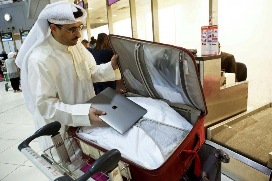 L'activiste kowétien des réseaux sociaux Thamer al-Dakheel Bourashed... (PHOTO ARCHIVES AFP)