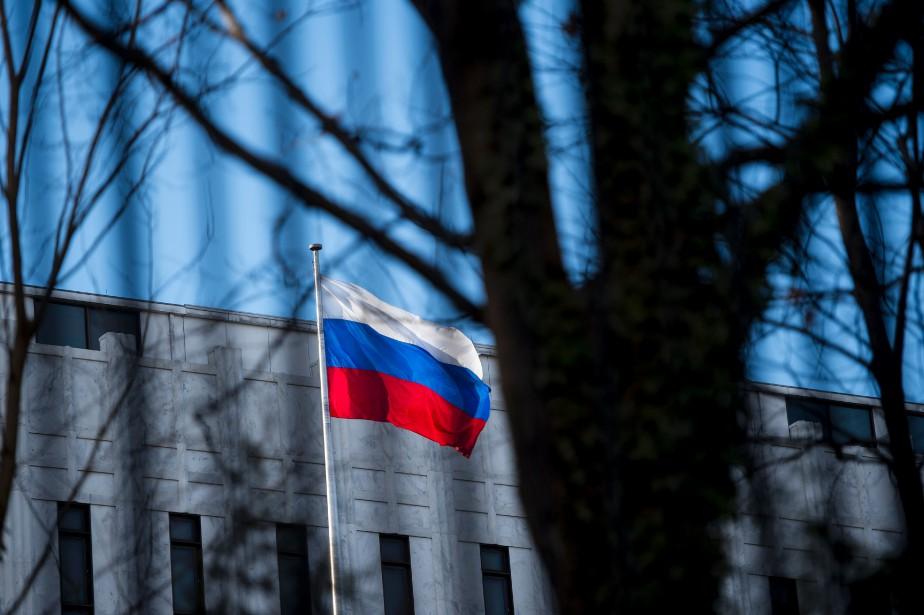 Selon un journal russe,Moscou s'apprêtait à expulser des... (Photo Brendan Smialowski, AFP)