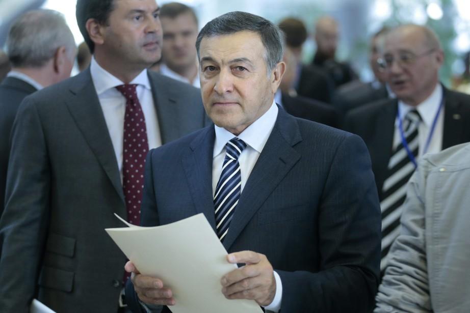 Le milliardaire russe Aras Agalarov... (AP)