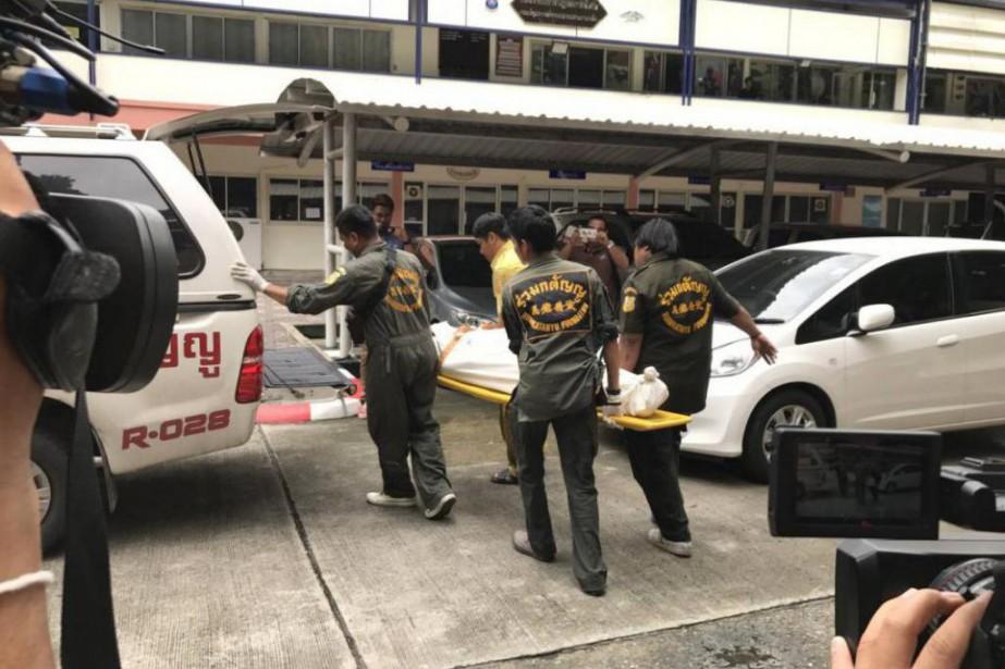 Selon la police thaïlandaise, Alexandre Cazes a été... (Photo tirée de Facebook)