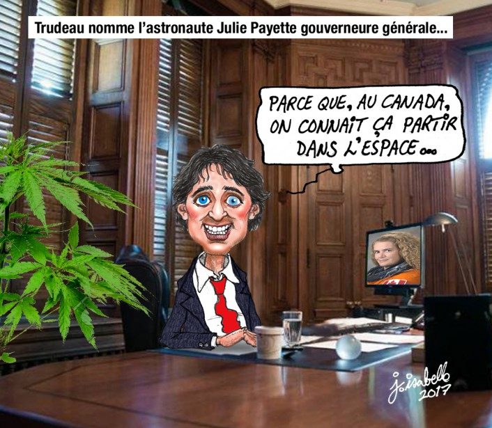 Caricature du 29 juillet... | 2017-07-14 00:00:00.000