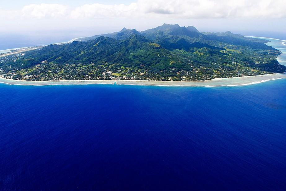 L'île Rarotonga est la plus grande des îles... (PHOTO MARTY MELVILLE, ARCHIVES AGENCE FRANCE-PRESSE)