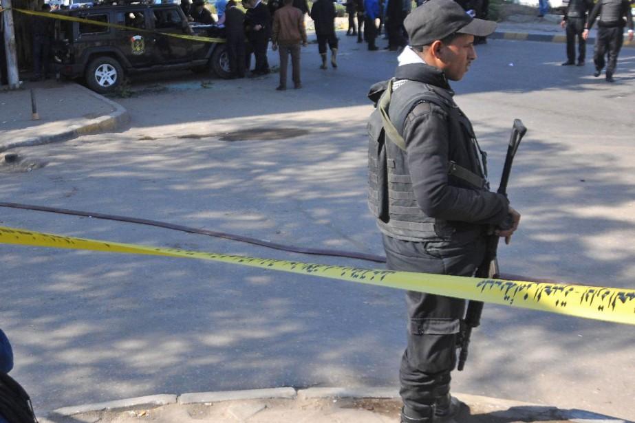 Deux femmes étrangères ont été tuées et quatre blessées... (PHOTO ARCHIVES AFP)