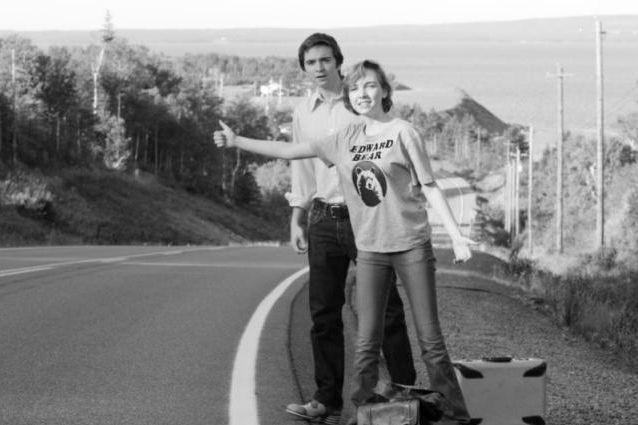 Dylan Authors et Julia Sarah Stone dans Weirdos... (Photo fournie par EyeSteelFilm)