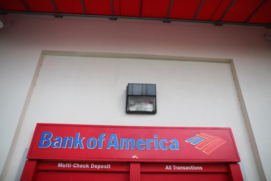 Quand un distributeur automatique de billets du Texas a... (Photo archives AFP)