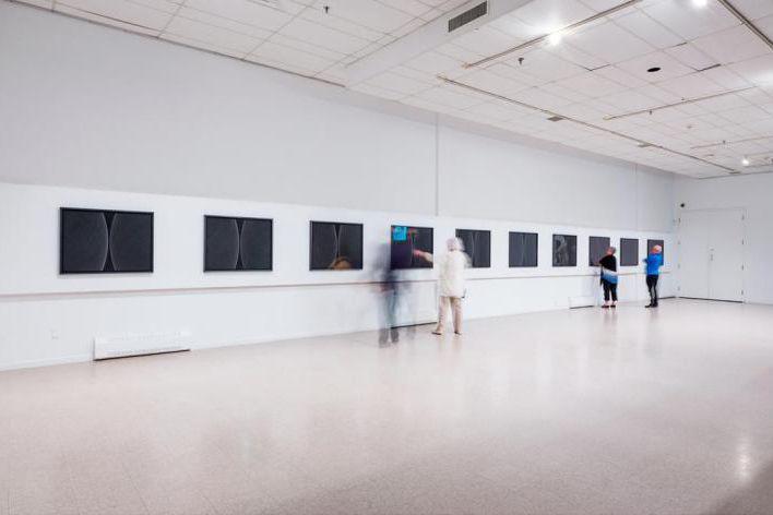 MathieuBeauséjour présente l'exposition Rendez-vousau Musée d'art contemporain des... (Photo LucienLisabelle, fournie par l'artiste)