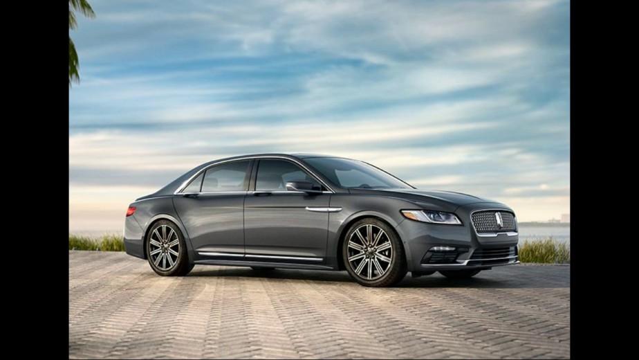 2017 : la version moderne de la Continental (Photo : Lincoln)