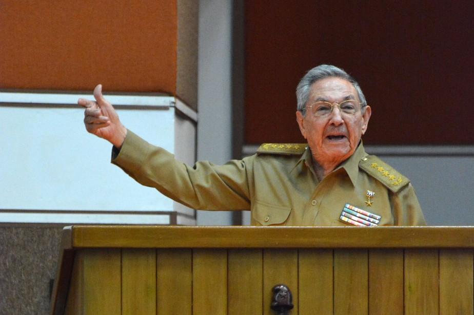 «Les annonces faites par le président actuel (...)... (Photo AFP)