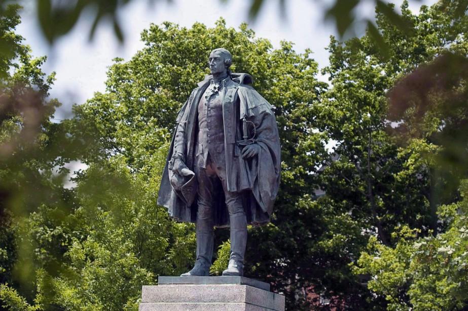 Edward Cornwallis avait fondé Halifax en 1749, en... (Photo La Presse canadienne)