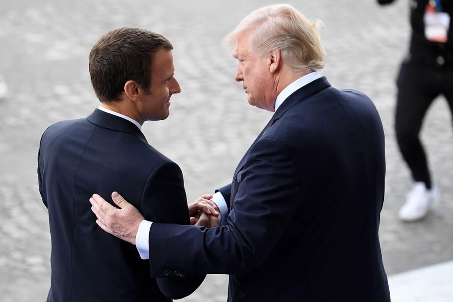 «Il m'a dit qu'il allait essayer de trouver... (PHOTO ALAIN JOCARD, AGENCE FRANCE-PRESSE)