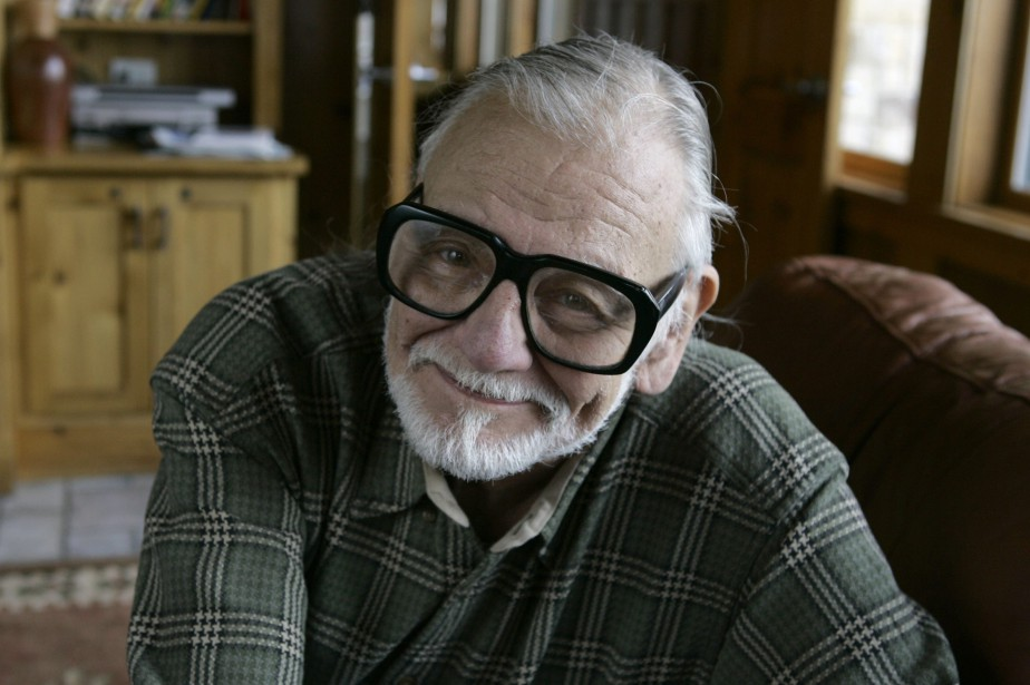 George Romero... (ARCHIVES AP)