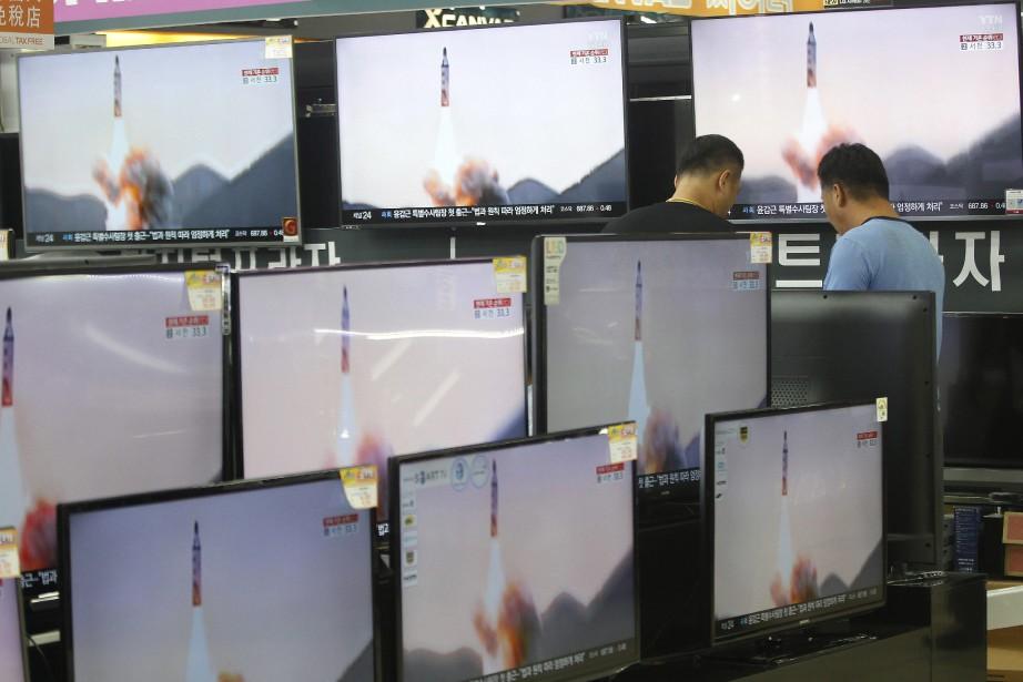 La Corée du Nord, qui a réalisé cinq... (PHOTO ARCHIVES ASSOCIATED PRESS)