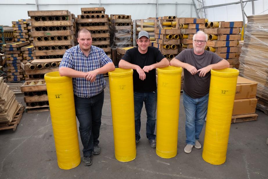 Quarante-cinq mille livres d'équipements et cinq kilomètres de câblage. C'est ce dont les artisans du ciel auront besoin pour relier les 13200livres d'explosifs qui illumineront la voûte céleste, le 21juillet, au-dessus du parc historique du Fort William, près de Thunder Bay, dans le cadre de l'événement Karnival on the Kam soulignant le 150 e anniversaire de l'Ontario. | 17 juillet 2017