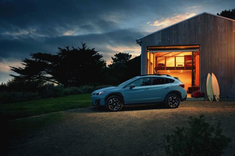 Banc d'essai Subaru Crosstrek 2018, edition du 17...